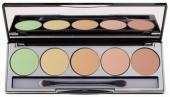 Купить Набор корректоров для лица Skin Perfect corrector 5 ячеек (23151, 02, 1 шт), Limoni (Италия/Корея)