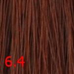 Стойкая крем-краска Superma color (3064, 60/6.4, темный блондин медный, 60 мл, Красные тона), FarmaVita (Италия)  - Купить