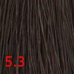 Купить Стойкая крем-краска Superma color (3053, 60/ 5.3, Светло-каштановый золотистый, 60 мл, Золотистые тона), FarmaVita (Италия)