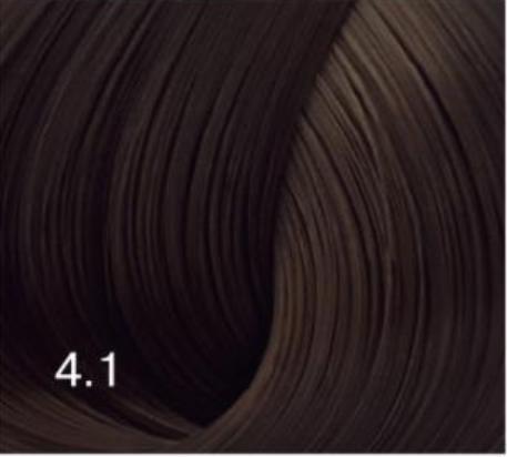 Купить Перманентный крем-краситель для волос Expert Color (8022033104076, 4/1, шатен пепельный, 100 мл), Bouticle (Россия)