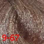 Купить Кремовый краситель с витамином С и кашемиром Crema Colorante Vit C (Д9/67, Светлые оттенки, 9/67, 100 мл, блондин шоколадно-медный), Constant Delight (Италия)