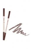 Карандаш для бровей It's Skin Babyface Powdery Wood Eyebrow (коричневый, 6020000932, 2, 11 г)