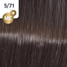 Koleston Perfect NEW - Обновленная стойкая крем-краска (81650665, 5/71, грильяж, 60 мл, Базовые тона) фото