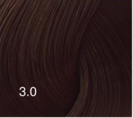 Купить Перманентный крем-краситель для волос Expert Color (8022033103390, 3/0, темный шатен, 100 мл), Bouticle (Россия)