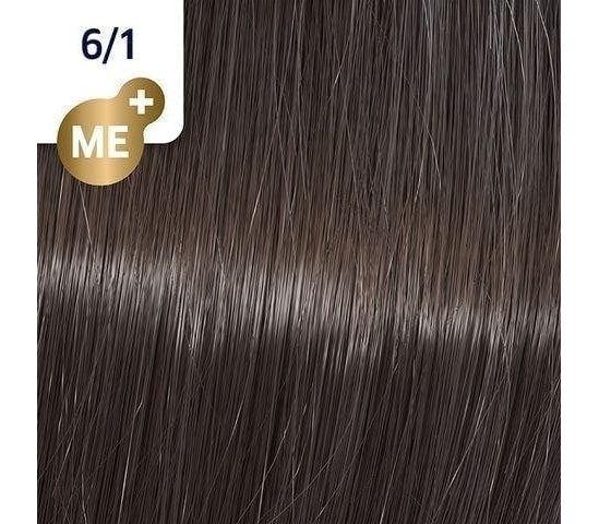 Koleston Perfect NEW - Обновленная стойкая крем-краска (81650671, 6/1, Древесный дым, 60 мл, Базовые тона) фото