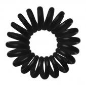 Купить Резинка для волос Invisibobble (Inv_2, 2, черный, 3 шт), Invisibobble (Германия)