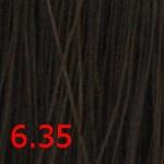 Купить Стойкая крем-краска Superma color (3635, 60/6.35, темный блондин шоколадный, 60 мл, Бежево-коричневые тона), FarmaVita (Италия)