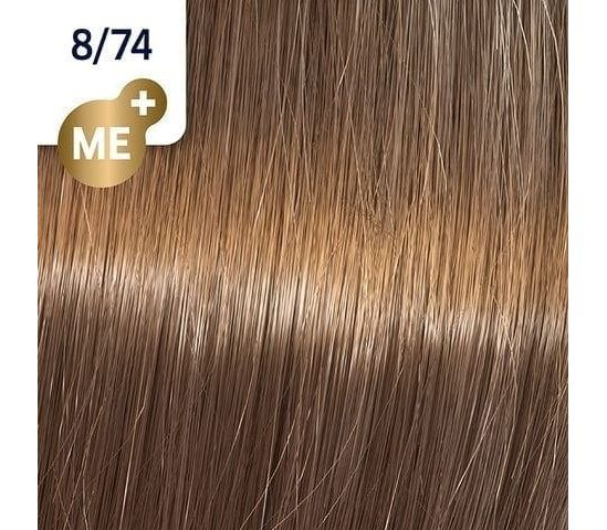 Koleston Perfect NEW - Обновленная стойкая крем-краска (81650851, 8/74, ирландский красный, 60 мл, Базовые тона) фото