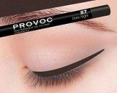 Купить Гелевая подводка в карандаше для глаз Provoc gel eye liner (PV0087, 87, Темно-шоколадный, 1 шт, 1 шт), Provoc (Корея)