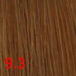 Купить Стойкая крем-краска Superma color (3093, 60/9.3, очень светлый блондин золотистый, 60 мл, Золотистые тона), FarmaVita (Италия)