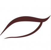Купить Подводка для глаз (1317006, 1317006, 1 шт, Темно-коричневая ), Keenwell (Испания)
