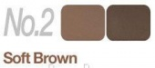Купить Тени для бровей Easy Touch Cake Eye Brow (EM03006800, 2-02, Gray Brown, 4 г), TonyMoly (Корея)