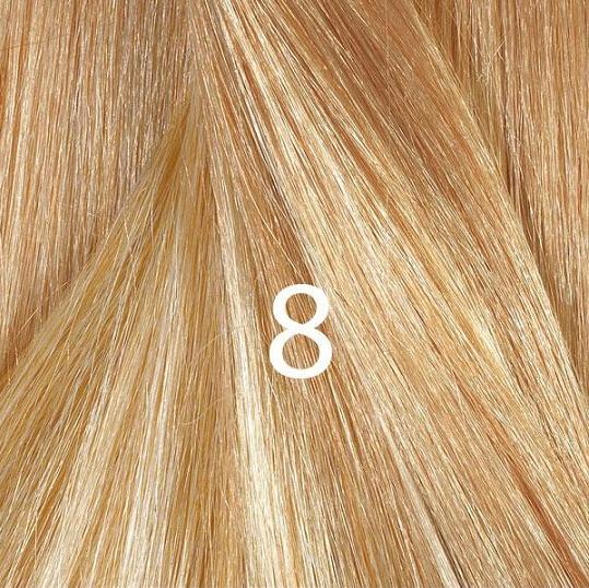 Краска для волос Фитоколор (PH10013A99926, 8, светлый блонд, 1 шт)