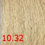 Крем-краска для волос Born to Be Colored (SHBC10.32, 10.32, яркий блонд бежевый, 100 мл) фото
