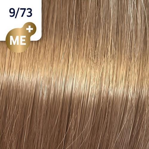 Koleston Perfect NEW - Обновленная стойкая крем-краска (81650874, 9/73, Золотой тик, 60 мл, Базовые тона) фото