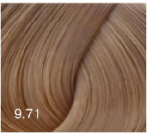 Купить Перманентный крем-краситель для волос Expert Color (8022033104014, 9/71, Блондин коричнево-пепельный, 100 мл), Bouticle (Россия)