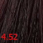 Перманентная крем-краска Ollin N-JOY (396505, 4/52, шатен махагоново–фиолетовый, 100 мл, Базовые оттенки) фото