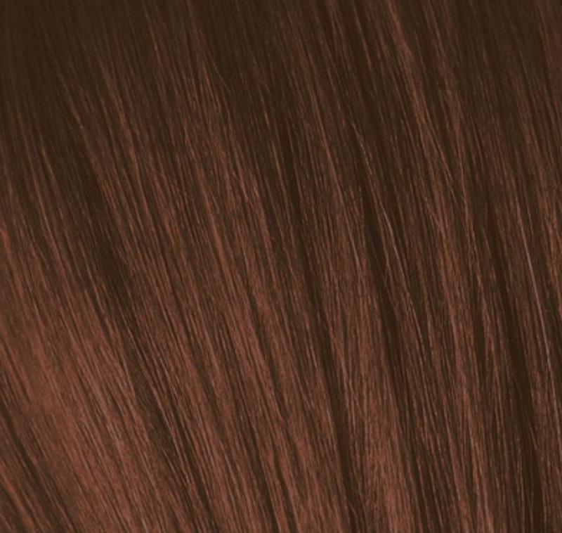 Крем-краска без аммиака Igora Vibrance (2299419, 6-68, Темный русый шоколадный красный, 60 мл, Base Collection) Schwarzkopf