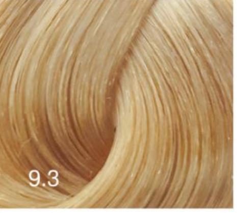 Купить Перманентный крем-краситель для волос Expert Color (8022033103796, 9/3, блондин золотой, 100 мл), Bouticle (Россия)