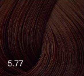 Купить Перманентный крем-краситель для волос Expert Color (8022033104038, 5/77, светлый шатен интенсивный шоколадный, 100 мл), Bouticle (Россия)