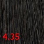 Купить Стойкая крем-краска Superma color (3435, 60/4.35, каштановый шоколадный, 60 мл, Бежево-коричневые тона), FarmaVita (Италия)
