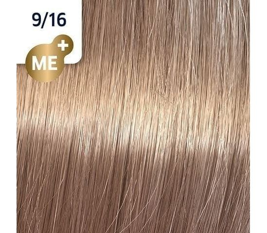 Koleston Perfect NEW - Обновленная стойкая крем-краска (81650866, 9/16, горный хрусталь, 60 мл, Базовые тона) фото