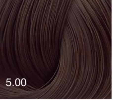 Купить Перманентный крем-краситель для волос Expert Color (8022033103680, 5/00, светлый шатен для седины, 100 мл), Bouticle (Россия)