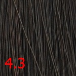 Стойкая крем-краска Superma color (3043, 60/4.3, каштановый золотистый, 60 мл, Золотистые тона) фото