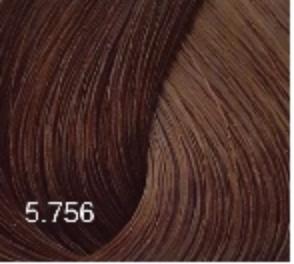 Купить Перманентный крем-краситель для волос Expert Color (8022033103666, 5/756, Светлый шатен махагоново-фиолетовый, 100 мл), Bouticle (Россия)