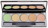 Купить Набор корректоров для лица Skin Perfect corrector 5 ячеек (23152, 01, 1 шт), Limoni (Италия/Корея)