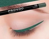 Купить Гелевая подводка в карандаше для глаз Provoc gel eye liner (PV0073, 73, Морская волнасветлый шиммер, 1 шт, 1 шт), Provoc (Корея)