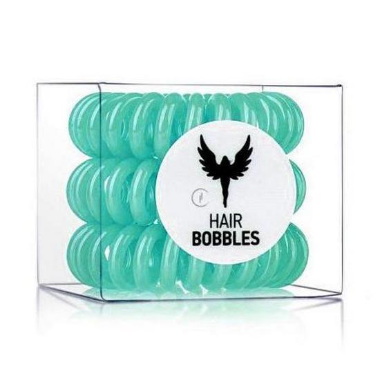 Резинка-браслет для волос Hair Bobbles HH Simonsen (913990, Emerald, 3 шт, изумрудный) фото