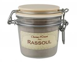 Минеральная маска рассул неароматизированная Rassoul En Poudre Non Parfume фото