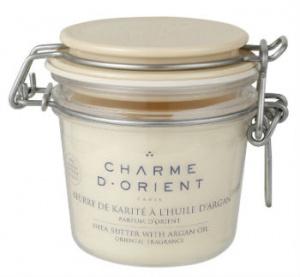 Масло карите и аргана с ароматом цветов Beurre Karit? Argan Fleurs