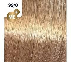 Koleston Perfect NEW - Обновленная стойкая крем-краска (81650977, 99/0, Очень светлый блонд интенсивный натуральный, 60 мл, Интенсивные тона) фото