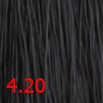 Купить Стойкая крем-краска Superma color (3420, 60/4.20, каштановый ирис, 60 мл, Фиолетовые ирисовые тона), FarmaVita (Италия)