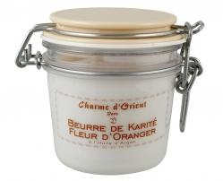 Масло карите с аргана цветком апельсинового дерева Beurre Karit? Argan Fleur d'Oranger фото