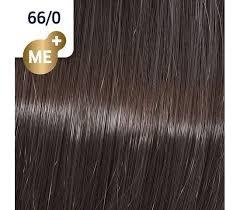 Koleston Perfect NEW - Обновленная стойкая крем-краска (81650966, 66/0, Темный блонд интенсивный натуральный, 60 мл, Интенсивные тона) Wella