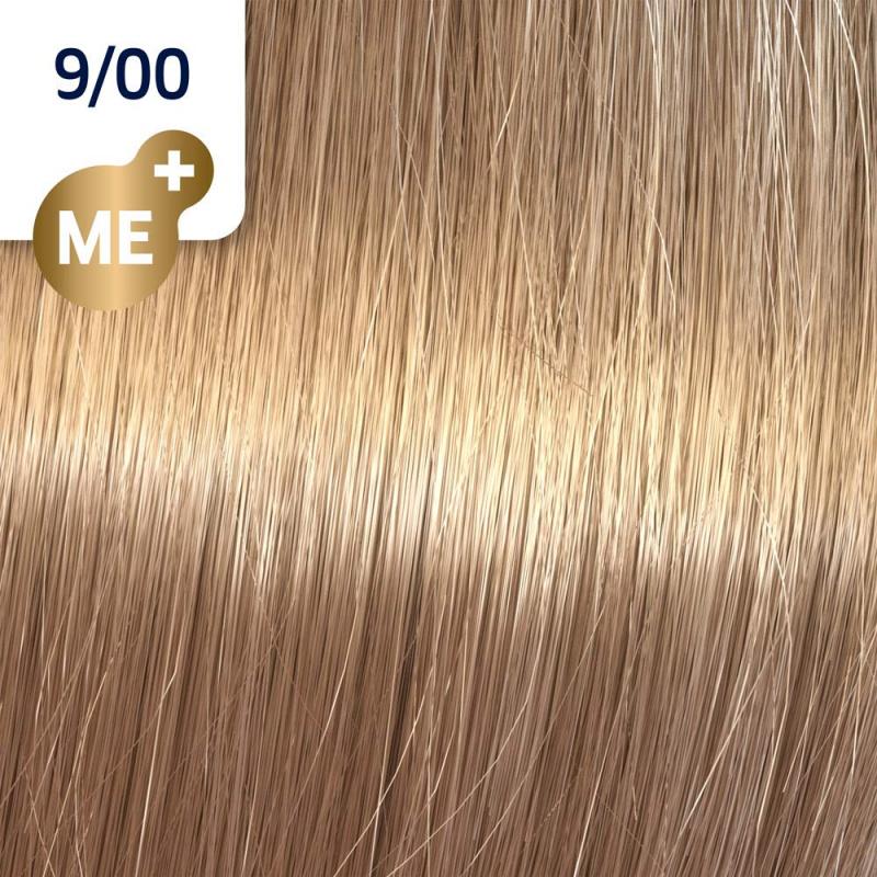 Koleston Perfect NEW - Обновленная стойкая крем-краска (81650878, 9/00, Очень светлый блонд натуральный интенсивный, 60 мл, Базовые тона) фото