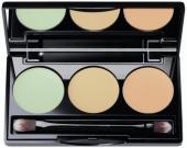 Купить Набор корректоров для лица Skin Perfect corrector 3 ячейки (97885, 01, 1 шт), Limoni (Италия/Корея)