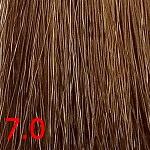 Перманентная крем-краска Ollin N-JOY (396185, 7/0, русый, 100 мл, Светлые оттенки) фото