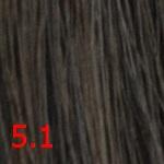 Купить Стойкая крем-краска Superma color (3051, 60/5.1, светло-каштановый пепельный, 60 мл, Пепельные тона), FarmaVita (Италия)