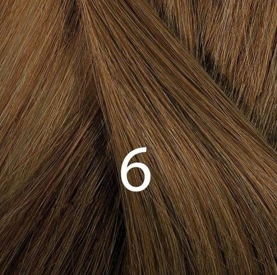 Краска для волос Фитоколор (PO962S, 6, темный блонд, 2 шт)