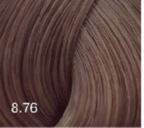 Купить Перманентный крем-краситель для волос Expert Color (8022033103628, 8/76, Светло-русый коричнево-фиолетовый, 100 мл), Bouticle (Россия)