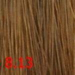 Стойкая крем-краска Superma color (3813, 60/8.13, светлый блондин бежевый, 60 мл, Бежево-коричневые тона)