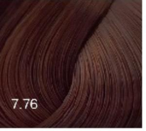 Купить Перманентный крем-краситель для волос Expert Color (8022033104212, 7/76, русый коричнево-фиолетовый, 100 мл), Bouticle (Россия)