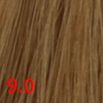 Стойкая крем-краска Superma color (3090, 60 /9.0, очень светлый блондин, 60 мл, Натуральные тона) фото