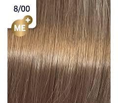 Koleston Perfect NEW - Обновленная стойкая крем-краска (81650857, 8/00, Светлый блонд натуральный интенсивный, 60 мл, Интенсивные тона) фото