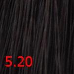 Стойкая крем-краска Superma color (3520, 60/5.20, светло-каштановый ирис , 60 мл, Фиолетовые ирисовые тона) фото
