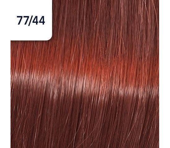 Koleston Perfect NEW - Обновленная стойкая крем-краска (81650973, 77/44, вулканический красный, 60 мл, Базовые тона) фото